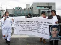 Este lunes, lectura de fallo por el asesinato de cinco jóvenes de Soacha en 2008