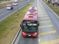 Incremento  en tarifas de Transmilenio se mantiene para Bogotá y Soacha
