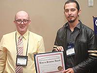 Docente de UNIMINUTO ganador en el Global Conference de Las Vegas