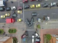 Ampliarán la cobertura de drones en Bogotá para atender choques simples