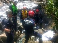 Aparece cuerpo de joven que cayó en el Río Bogotá