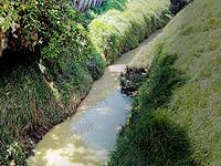 Río Soacha, un factor de riesgo para el centro de la ciudad