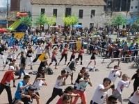 Soacha se une al día mundial de la actividad física
