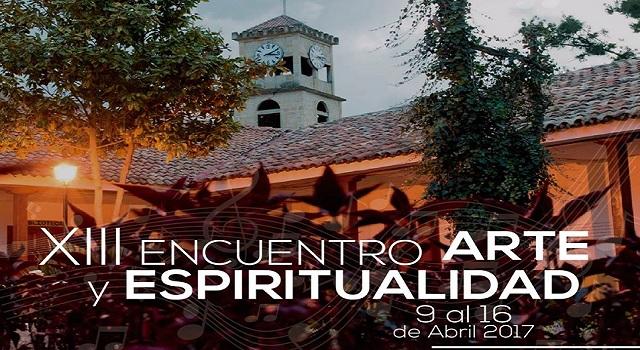 Sibaté vive el 'XIII encuentro de arte y espiritualidad'