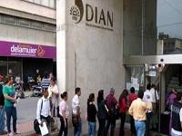 Recaudo de impuestos de la Dian aumentó 7,4%