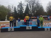Deportistas del departamento ganaron en República Checa
