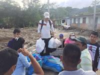 Denuncian  irregularidades en entregas de ayudas a damnificados en Mocoa