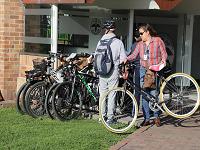 Mejorará infraestructura para ciclistas en las vías del departamento