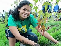 En el Día Mundial de la Tierra, Soacha sembró el árbol 20 mil
