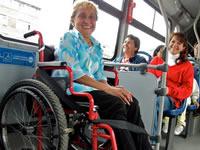 Subsidio para personas en condición de discapacidad se mantiene en Transmilenio