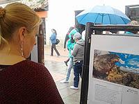 Soacha fue expuesta a través de una exposición fotográfica y turística