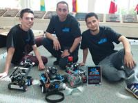 CUN ganó concurso de robótica en  Oklahoma