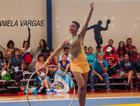 La gimnasia rítmica le dio oro a Soacha en Panamá