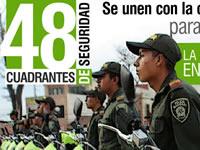 Soacha ya cuenta con 48 cuadrantes de la Policía