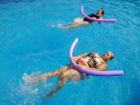 Hidroterapia, el acondicionamiento físico en el agua