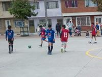 Deporte e integración en  la comuna seis de Soacha