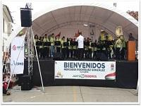 Encuentros pedagógicos de bandas musicales en Cundinamarca