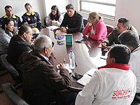 Consejo de Gobierno permanente para apoyar a familias afectadas por explosión de fábrica en Soacha