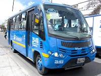 Nuevos buses del SITP para la Calle 80 y Tintal Zona Franca