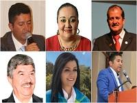Siete municipios firman por revocatorias de sus alcaldías