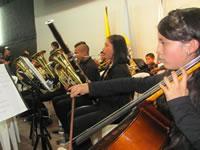 Banda Sinfónica de Soacha ganó cupo para Festival de Bandas de Ibagué