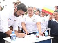 Nueva obra departamental beneficiará a Provincia Oriente