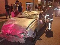 Cae vehículo desde tercer piso en Ciudad Verde de Soacha