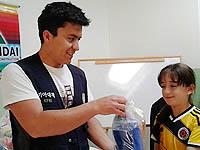 """""""Club de niños"""" trabaja para los menores de San Nicolás en Soacha"""