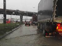 Caos en Soacha tras las lluvias del Día de la madre