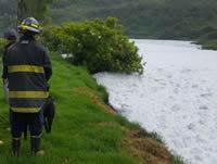 Emergencias en Soacha por fuertes lluvias