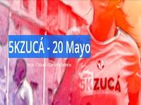 Todo listo para la carrera 5Kazuca