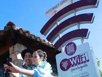 17 municipios del departamento recibieron Zonas WiFi gratis