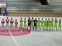Con triunfo Soacha debuta en el Torneo Profesional de Fútbol de Salón