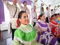 Soacha tiene representación en el Festival Nacional de Danzas Folclóricas