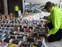 20 mil libros «pirata» fueron incautados en Bogotá