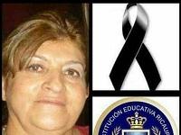 Fallece rectora Leonor Teresa Bejarano