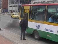 Empieza la unificación de buses provisionales a SITP