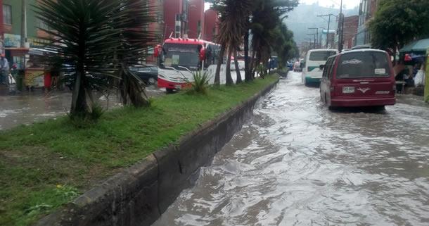CAR hace llamado a la prevención ante la llegada de las lluvias de octubre