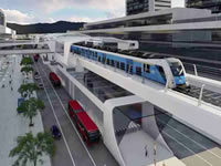 Tren ligero se articulará con el Metro y Transmilenio