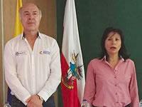 """Ministro de justicia gradúa  a 64 """"Familias Fuertes"""" en Soacha"""