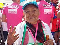Más de seis mil participantes corrieron en la 'VII Carrera de la Mujer Soacha 2017'