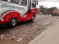 Vía Indumil de Soacha: inseguridad, deterioro y caos vehicular