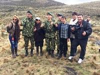 En el Páramo de Sumapaz  también se conmemoró el Día Mundial del Medio Ambiente