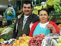 Mercado Campesino llega a Soacha