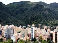 Suspenden licencia para cinco construcciones en cerros orientales de Bogotá