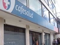 Fue suspendida la venta de Cafesalud