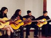 Sibaté lleva su música al museo Santa Clara