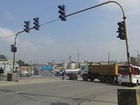 Por fin  comienza arreglo de  semáforos en Soacha