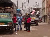 La calle sin dueño en la comuna seis de Soacha