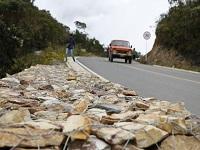 Fue entregada la vía Troncal del Carbón en Tausa